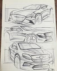 137 best sketches cars images on pinterest car sketch