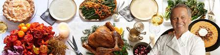 wolfgang puck can prepare your thanksgiving dinner of