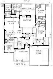 house floor plan sles casa castril 1 1239 period style homes plan sales 2234 sf 3