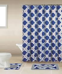 home dynamix bath boutique shower curtain and bath rug set bq07