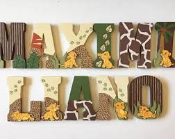 Lion King Decorations Lion King Nursery Etsy