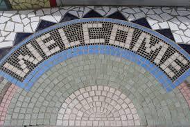 mosaic tile designs tile mosaic designs unique hardscape design homey house with