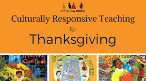 thanksgiving offers a culturally responsive approach to discussing thanksgiving in the