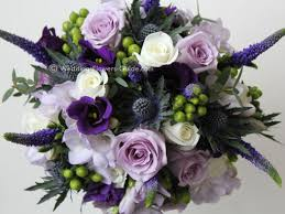 purple wedding bouquets pacific blue bridal bouquet
