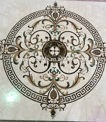 awesome ceramic tile flooring and tile floor medallions
