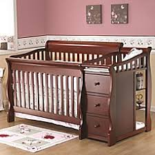 Buy Buy Baby Convertible Crib Sorelle Tuscany Nursery Furniture Collection In Cherry Buybuy Baby