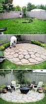Fascinating 60 Garden Ideas Cheap by Diy Fireplace Ideas Round Firepit Area For Summer Nights Do It