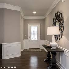 Home Interior Design Wall Colors Sherwin Williams Mindful Gray Color Spotlight