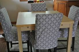 Dining Room Chair Covers Ikea Ikea Hack Parson Chair