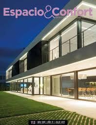 113 gba julio 2017 by revista espacio confort arquitectura