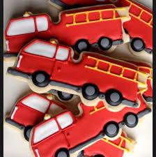52 best firemen cookies cake pops images on pinterest cookie