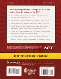 buy the real act 3rd edition real act prep guide book online at