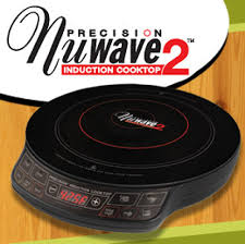 nuwave induction cooktop electric cooktop as seen on tv com shop