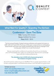 save the date emails quality context conference 2015 save the date quality