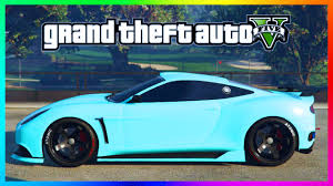 gta 5 online rare paint job guide neon aqua blue filthy purple