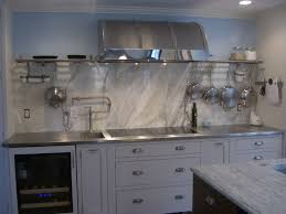 Prep Sink With Attached Pot Filler Next To Stove Nice Since A - Kitchen prep sinks