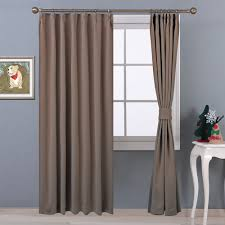 Blackout Window Curtains Blackout Grommet Drapes Promotion Shop For Promotional Blackout