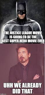 Justice League Meme - justice league v avengers imgflip