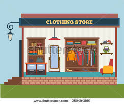 clothes shop clothing store stock images royalty free images vectors