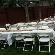 table and chair rentals sacramento av party rental 42 photos party supplies sacramento ca