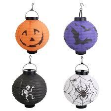 online get cheap halloween decorations paper aliexpress com