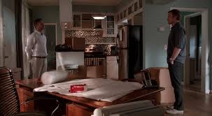 open floor plan living room and kitchen wood floors