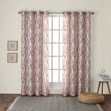 living room insulated curtains with best home fashion thermal