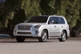lexus lx vs mercedes g 2013 lexus lx 570 suv with new look