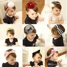 lace headwear kid girl lace headwear multi color princess party hair accessories