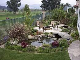 Deck Landscaping Ideas with Triyae Com U003d Backyard Landscaping Ideas With Deck Various Design