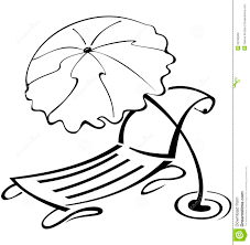 beach clipart black and white free clip art images freeclipart pw