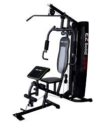 body gym home gym ez solid 200 buy online at best price on snapdeal
