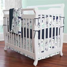woodland animals baby bedding animal mini crib bedding carousel designs