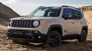 new jeep renegade concept new jeep renegade desert hawk limited edition announced