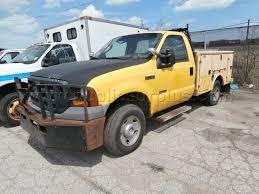 Ford F250 Utility Truck - public surplus auction 1592445