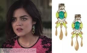 pretty liars earrings pretty liars season 6 episode 3 s earrings shop your tv