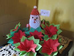 origami maniacs 3d origami santa claus