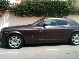 purple rolls royce rolls royce longhorns and camels
