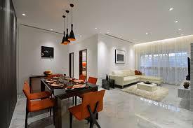 Indian Apartment Interior Design Stylish Residential Apartment By Ga Design Homedezen