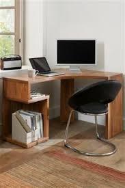 Seattle Corner Desk Marvin Computer Desk In Canadian Oak With 1 Drawer And 1 Door