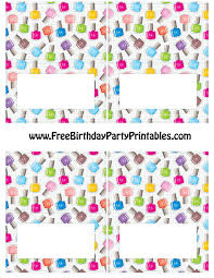 printable birthday decorations free free printable spa party decorations free nail polish birthday party