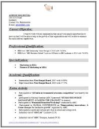 54 Resume Mechanical Engineer Sample by The 25 Best Resume Format For Freshers Ideas On Pinterest