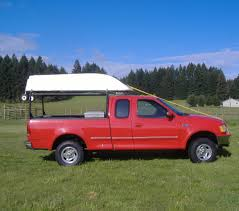 Ford F150 Truck Rack - building a boat rack for your pi