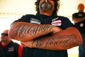 despite outlaw image hells angels sue often