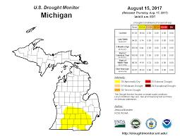 Michigan Dnr Burn Permit Map by Lake Huron Weather Cordwood Point Michigan Drought Monitor