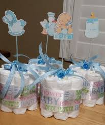 amusing baby shower diaper centerpiece ideas 86 in personalized