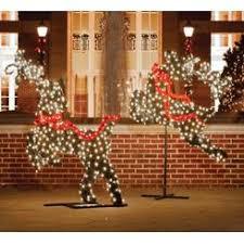 lighted reindeer animated lighted reindeer