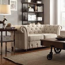 furniture elegant interior furniture design with cozy tufted