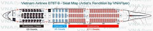 boeing 787 9 seat map vnaflyer airlines boeing 787 lie flat seats in