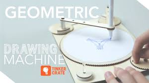 What Is A Drafting Table by Build A Geometric Drawing Machine Youtube